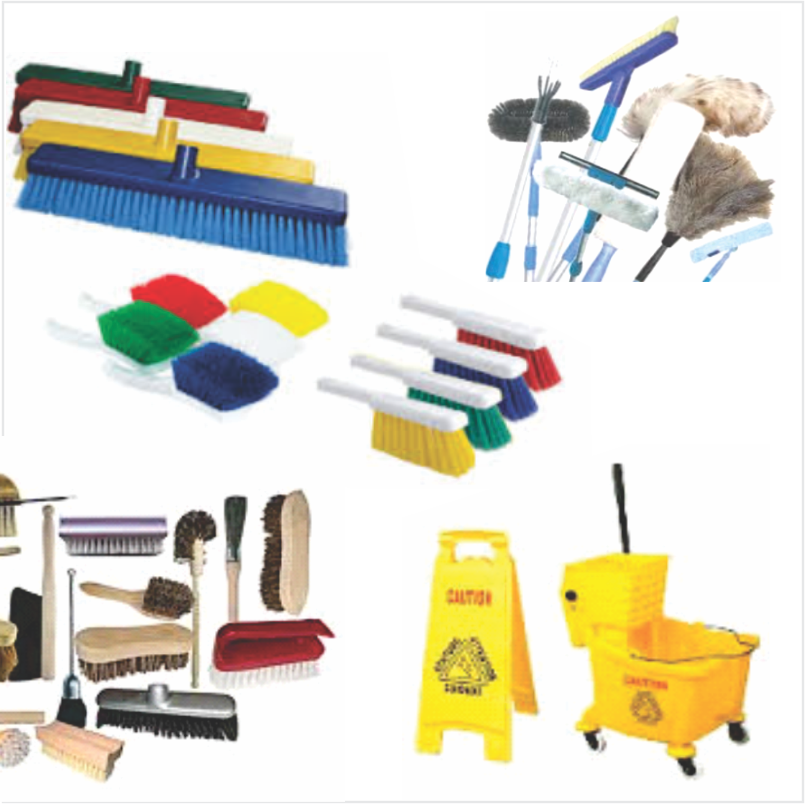 Brushware & Floorcare