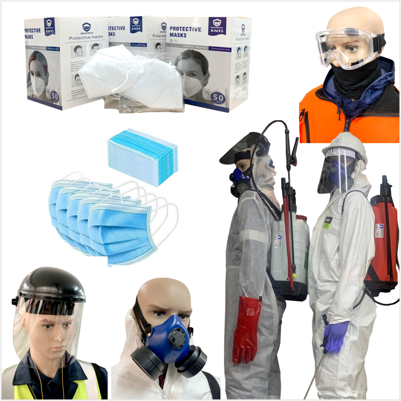 Body Protection & Disposables